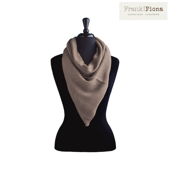 Cashmere shawl aesthetic clothing pashmina shawl cashmere scarf vegan clothing knit shawl natural organic stole nepal throw gift for wife 1P