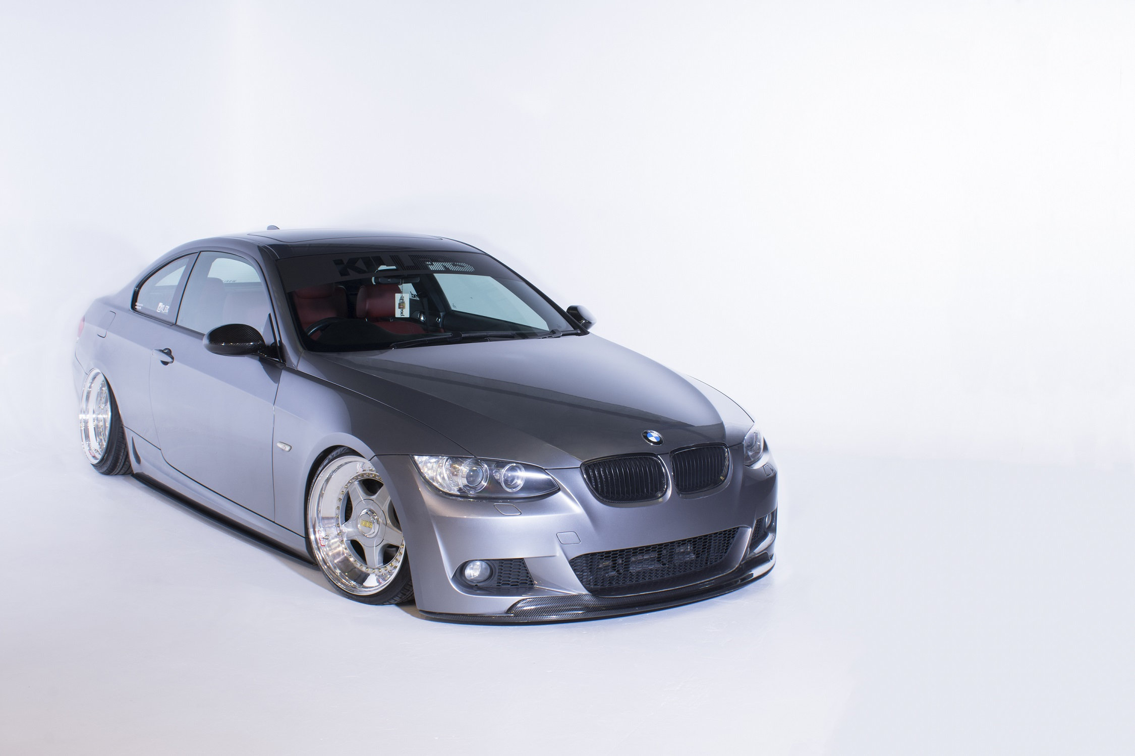 bmw 3 series series series e92 side skirt extensions lips m-performace skirt spats c42b70