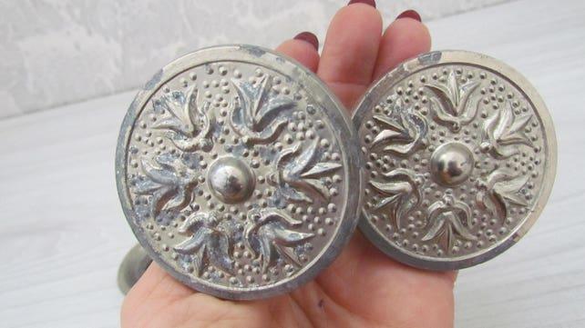 Exceptionnel Vintage Door Knob DoorKnob Metal Door Knob Retro Door Knob | Etsy