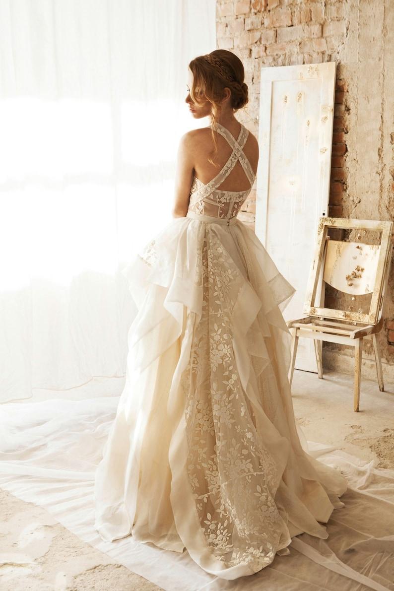 Wedding Dress Rustic Wedding Dresses