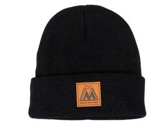 caacb92c10b Custom Embroidered Beanie Hat