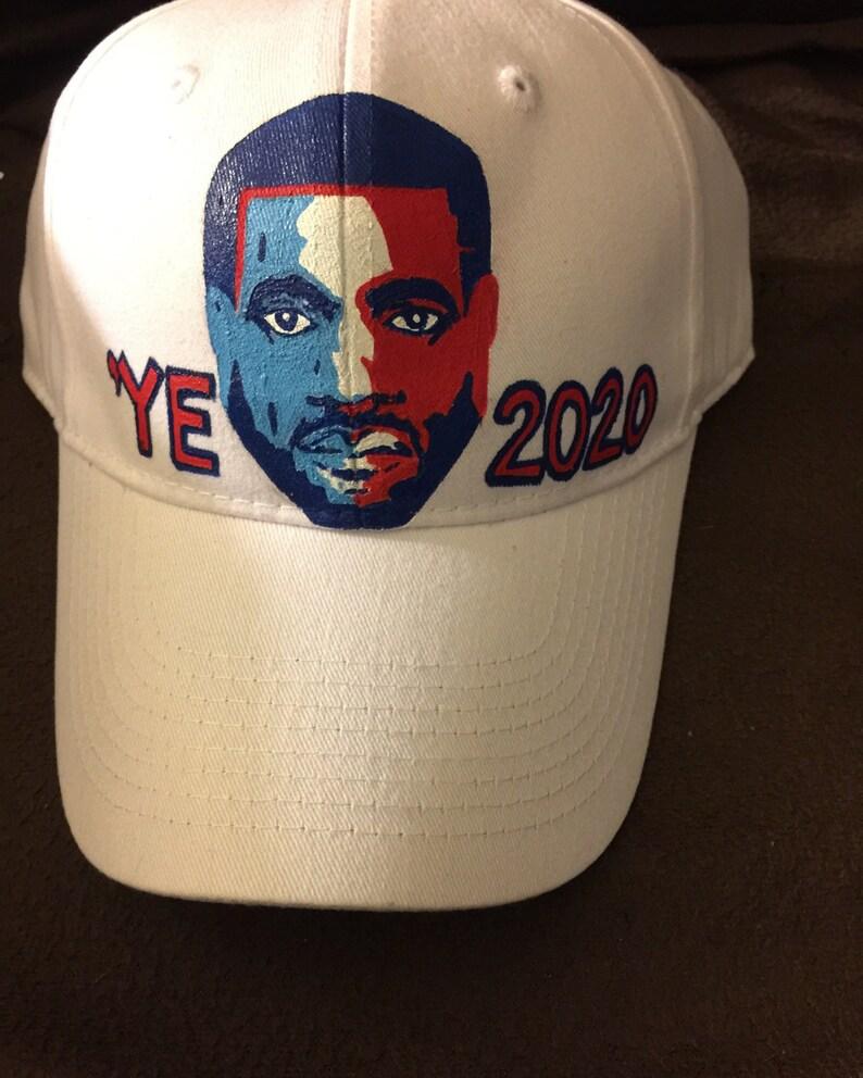 69c5e1450f Kanye 2020 dad hat