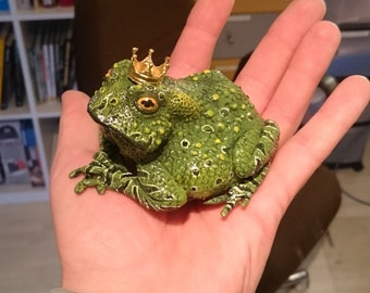Boris the Bullfrog
