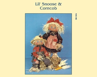 Lil' Snoose & Corncob