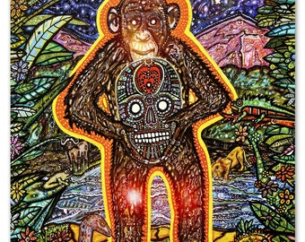 Stoned Ape 2nd version