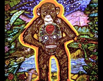 Stone Ape 1