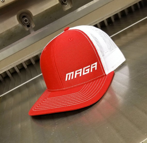 415596ae75c MAGA Hat Red Wht If you re wearing a MAGA Hat it might