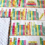 For the Love of Books Quilt