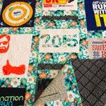 T-Shirt Memory Quilt Grid Pattern