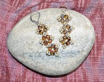 Picot Earrings