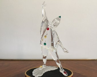 Swarovski Pierrot Figure