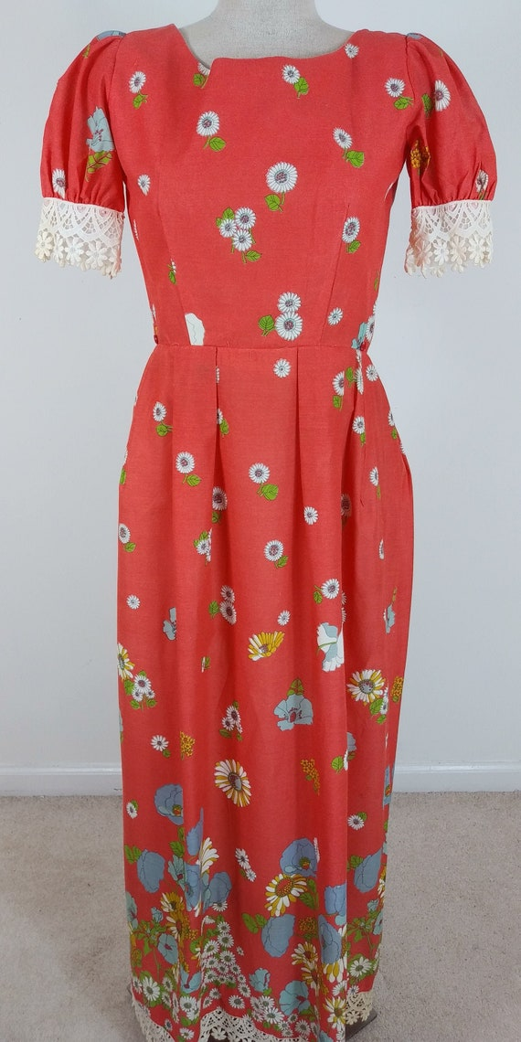 1960's Tina Leser Original Dress