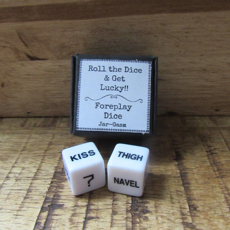 422412883f3 Erotic Foreplay Dice Adult Dice Game Bachelorette Parties | Etsy
