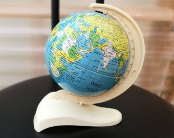 Vintage globe, 50's