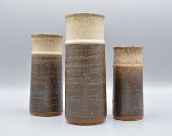 Strehla vases trio