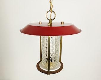 Mid-century pendant light