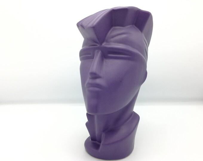 Lindsey B Balkweill style ceramic mannequin head