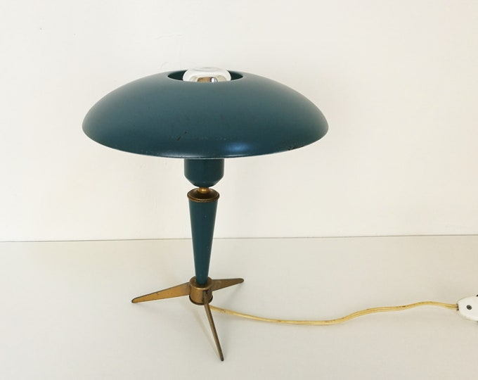 Featured listing image: Philips lamp by Louis Kalff