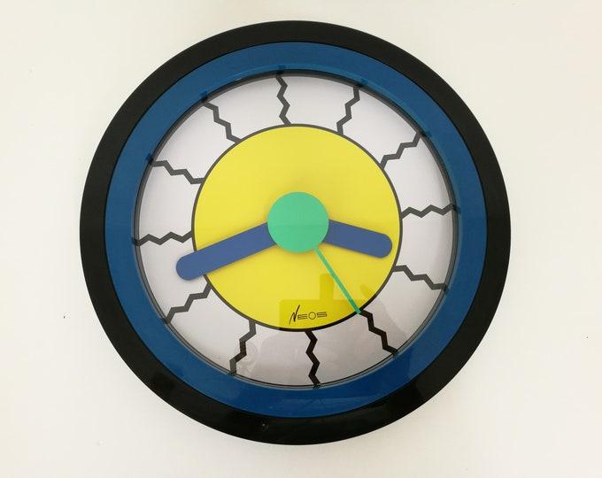Featured listing image: Memphis Milano clock