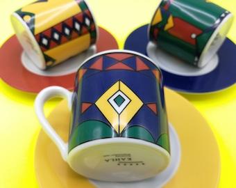 Espresso set by Kahla Germany
