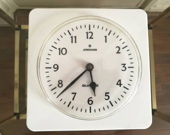 Vintage Junghans clock