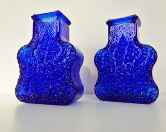 Two vases by Lars Hellsten