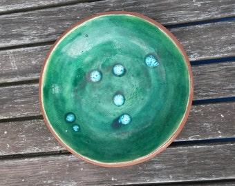 Plate (green)