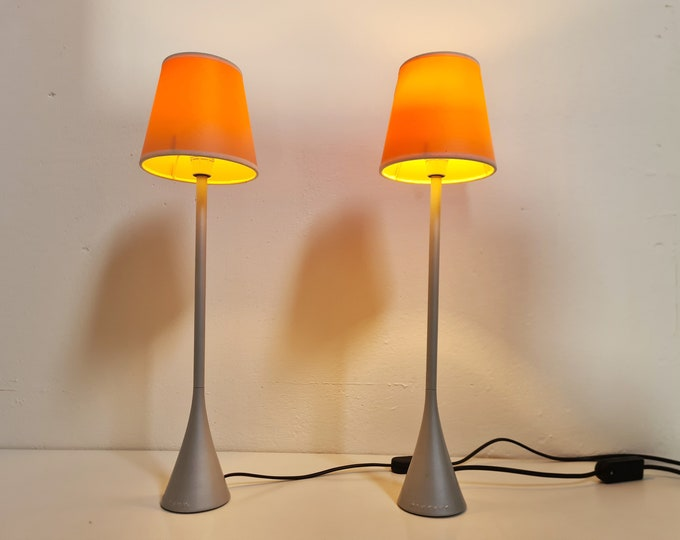 Featured listing image: Pascal Mourgue Lamps for Cinna, 1980s (2)