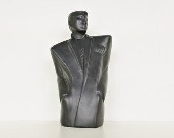 Lindsey B. style figurine, black
