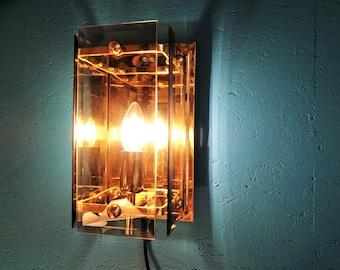 Hollywood Regency wall light