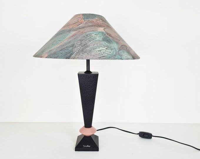Featured listing image: Bony Design Memphis Milano Style lamp