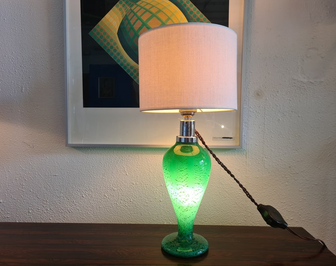 Featured listing image: WMF Ikora green lamp
