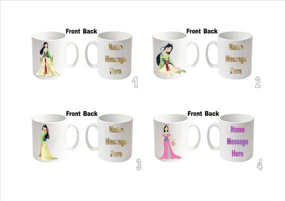 "Personalised Printed /""DUMBO/"" Disney Inspired Boxed White Mugs ~ Various Options"