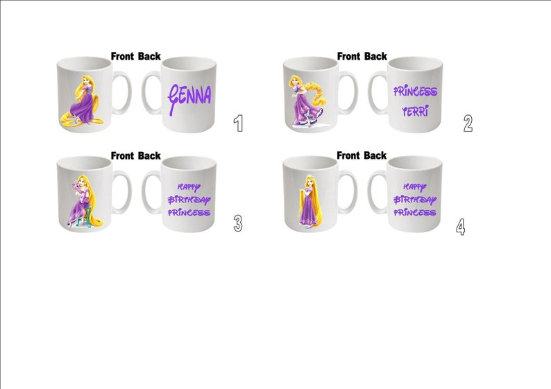 """/""""WILL YOU BE MY BESTMAN//USHER?/"""" Printed Boxed White Mugs"""
