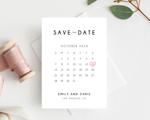 instant download save the date save the date template save etsy