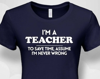 Teacher gifts, christmas gift, christmas, gift, teacher gift, christmas gifts, teacher shirt, gifts for teacher, occupation, shirt, birthday