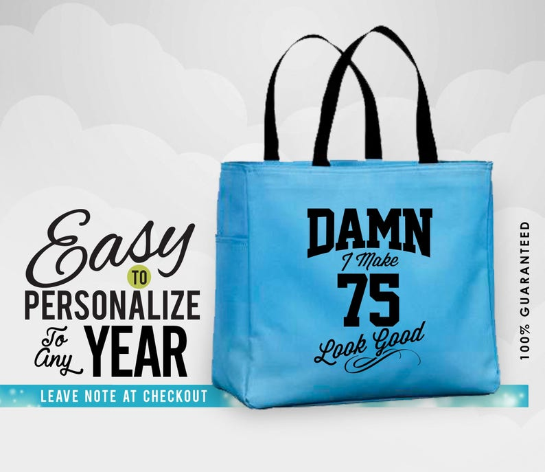 75th Birthday Gifts For Men