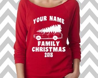 Merry Christmas Shitter Is Full Funny Christmas Sweatshirt Etsy