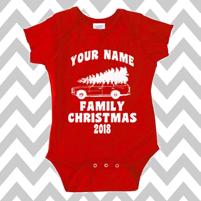 231a77f3f Custom Griswold Family Christmas Body Suit Funny Christmas Tee | Etsy