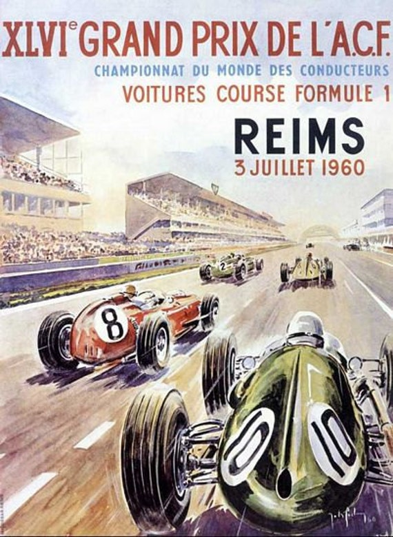 Vintage Mercedes Benz 1938 Swiss Grand Prix Motor Racing Poster A3 Print
