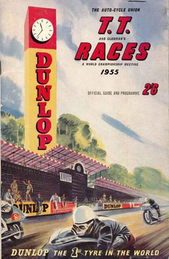 Yugoslavian Motor Cycle Racing 1966 Advertising Poster Reproduction