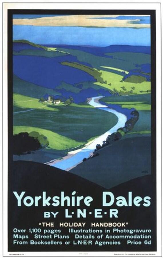 Vintage British Rail Redcar Railway Poster A4//A3//A2//A1 Print
