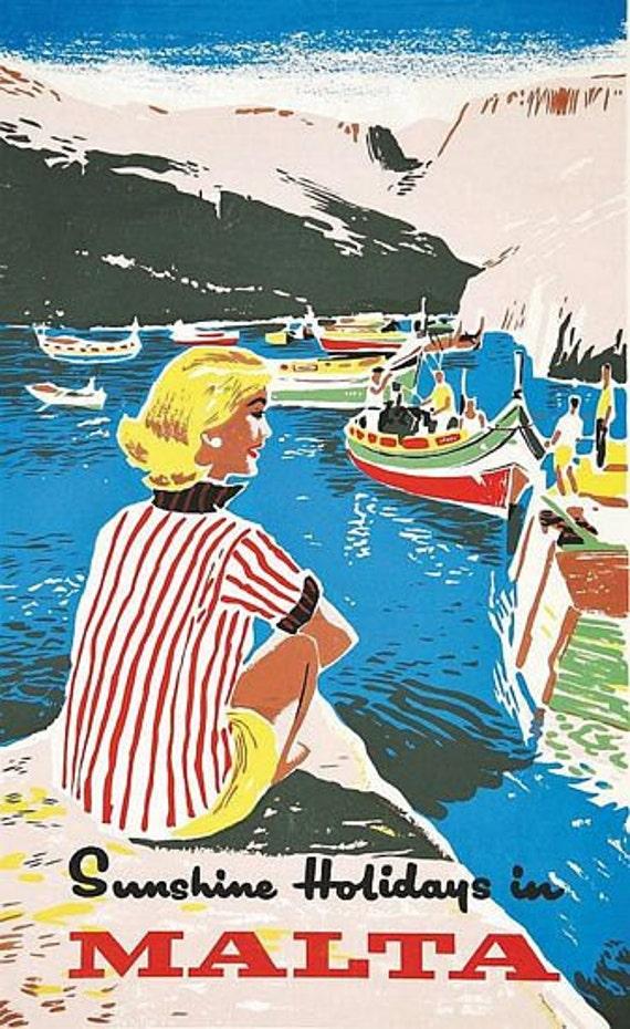A2  Reprint Vintage Bandol Cote D Azur Tourism Poster A3