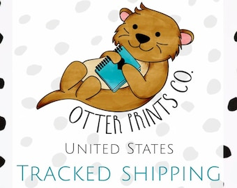Tracked Shipping (UNITED STATES ONLY)
