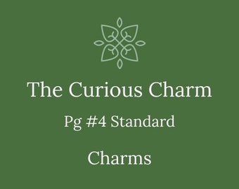Add On Charms, add a charm, personalize, Charms,