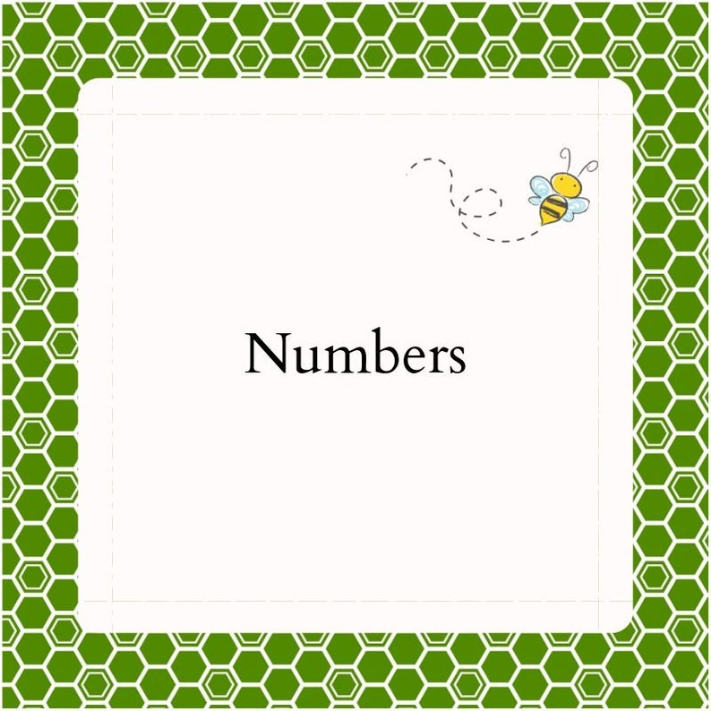 Numbers digits age add on charms custom charm bracelet image 0