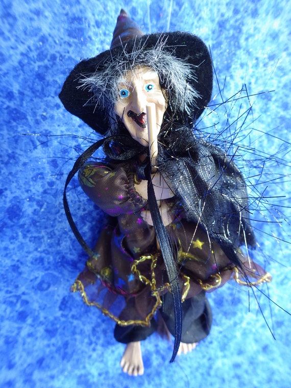 GOOD LUCK WITCH from Germany