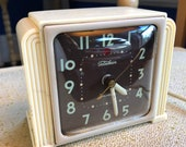 Vintage Telechron Telalarm Jr. - Restored - Works Great