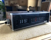 Refurbished Panasonic Flip Clock Radio - Alarm - Works Great