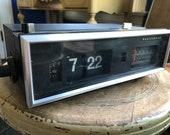 Vintage Panasonic Flip Clock - RC-7021 - Excellent Condition